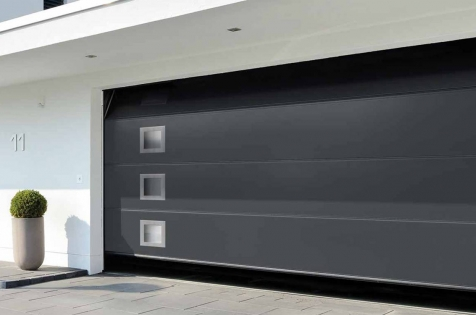RMR Projects - Garagepoorten - Sectionale poorten 05